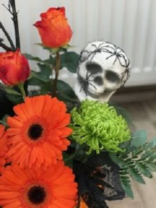 Halloween Treat| Florists Widnes | Flowers by Carol