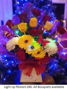 Valentine Flowers Widnes| Florists Widnes | Flowers by Carol