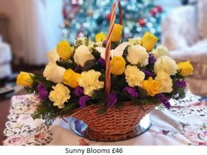 Sunny Blooms| Florists Widnes | Flowers by Carol