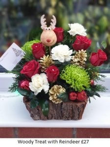Christmas Flowers Widnes| Florists Widnes | Flowers by Carol