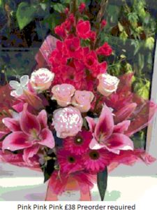 Florist Widnes  Florists Widnes   Flowers by Carol